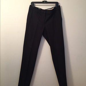 J Crew cotton favorite fit trouser